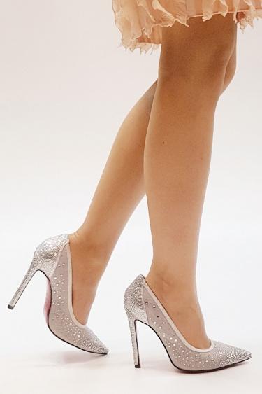 2a0c4bbd61fb6 Marjin Belo Topuklu Abiye Ayakkabı Marjin Belo Topuklu Abiye Ayakkabı